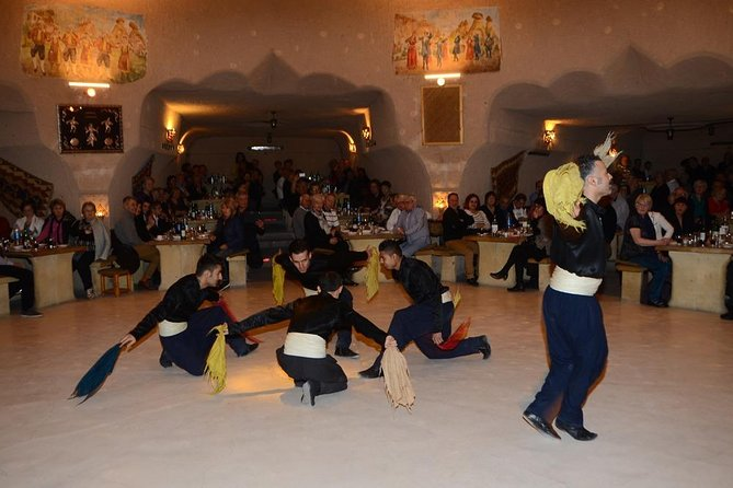 Turkish Night & Belly Dance Show in Cappadocia photo 3