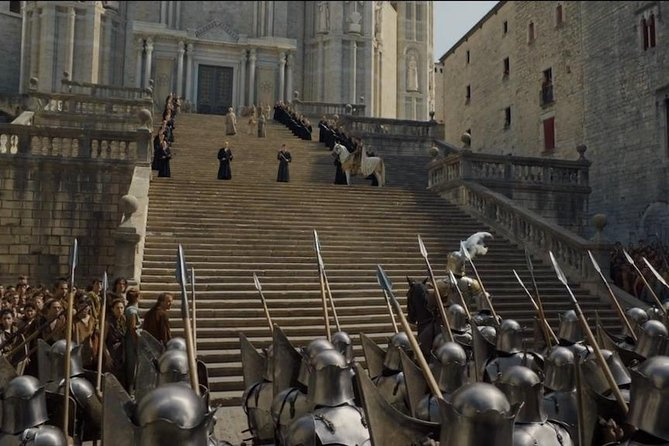 Private Game of Thrones Tour in Girona from Barcelona