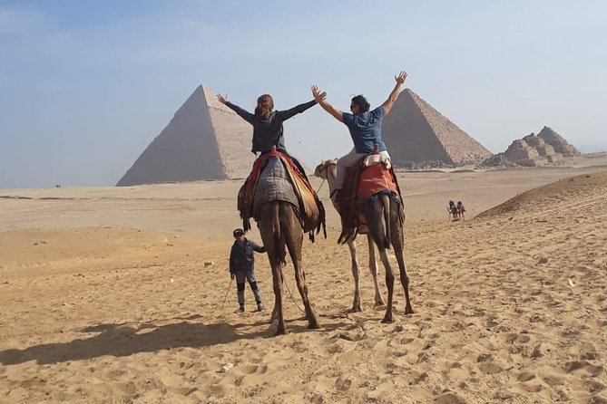 Private Cairo Layover Tour from Cairo Airport