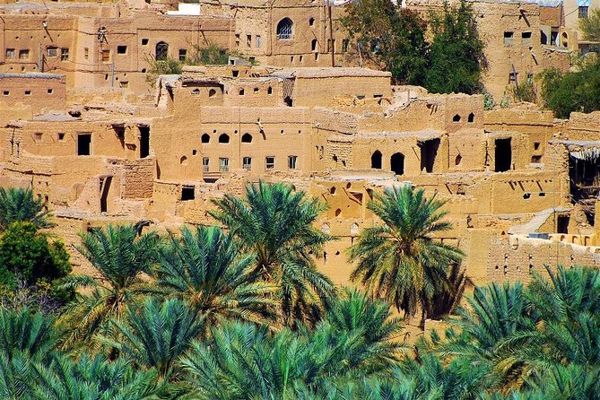 Jebel Shams & Al Hamra Village