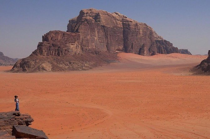 Safari Adventure through the magic of Wadi Rum from Amman