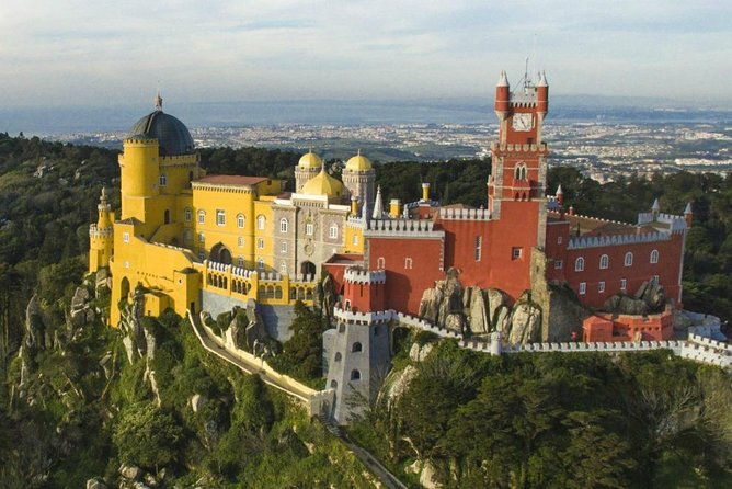 Private Tour - Sintra, Cascais - Full Day - 8am - Private Sedan