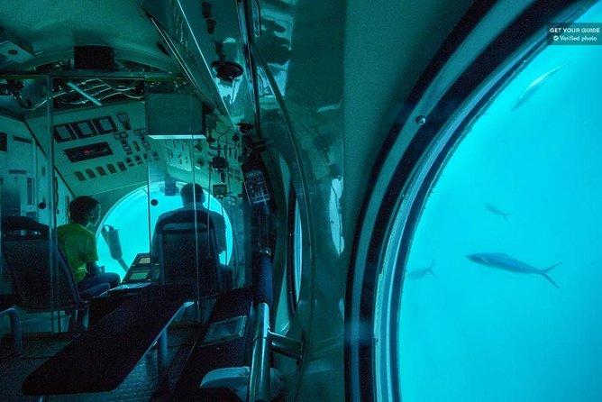 3-Hour Sinbad Submarine Red Sea Tour from Hurghada