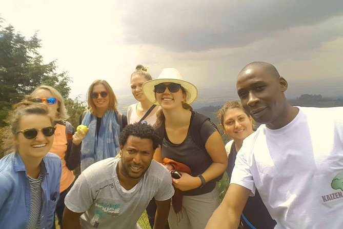 Escape from Addis to hike through beautiful Menagesha forest!