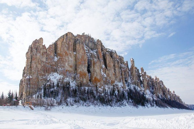 Private Day Tour to the Lena Pillars (Winter)