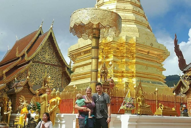 Doi Suthep Temple & Doi Inthanon National Park