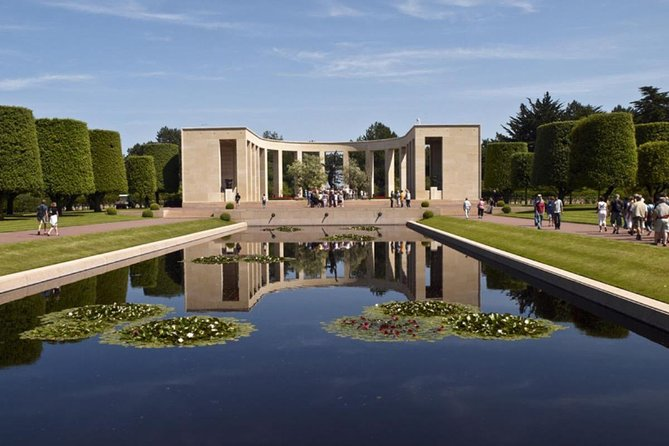 "Full Day Tour Focus on US DDAY sites from Bayeux ""2nd departure"""