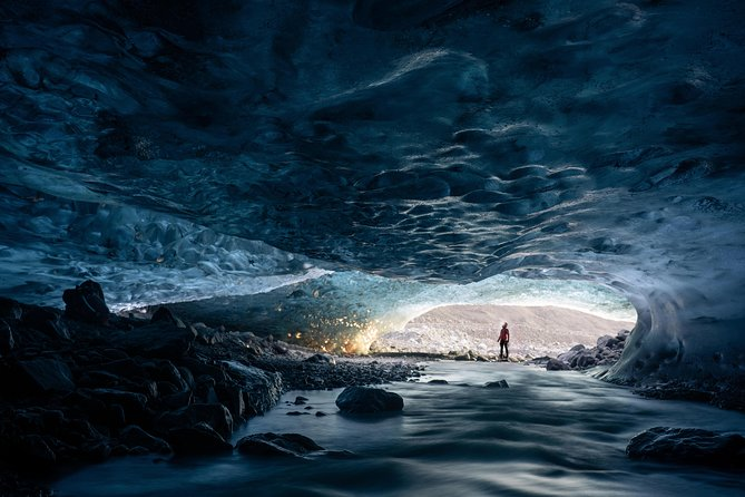Ice Cave and Glacier Discovery Full Day Private Tour