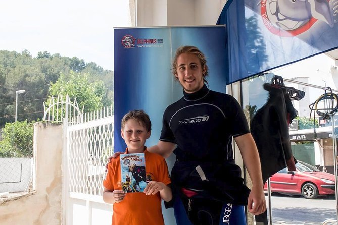Children's PADI Diving Experience in Gran Canaria photo 4