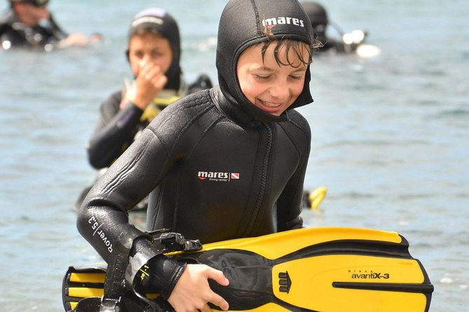 Children's PADI Diving Experience in Gran Canaria photo 2