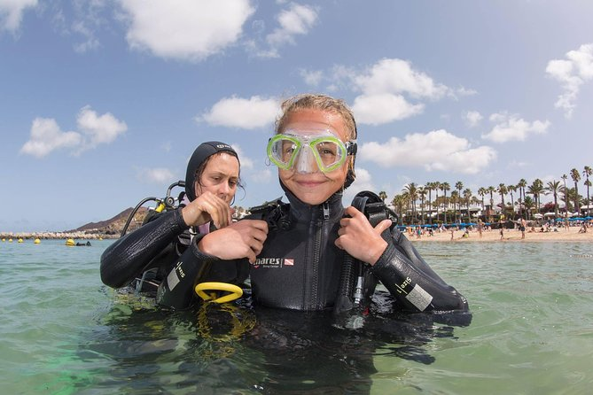 Children's PADI Diving Experience in Gran Canaria photo 9