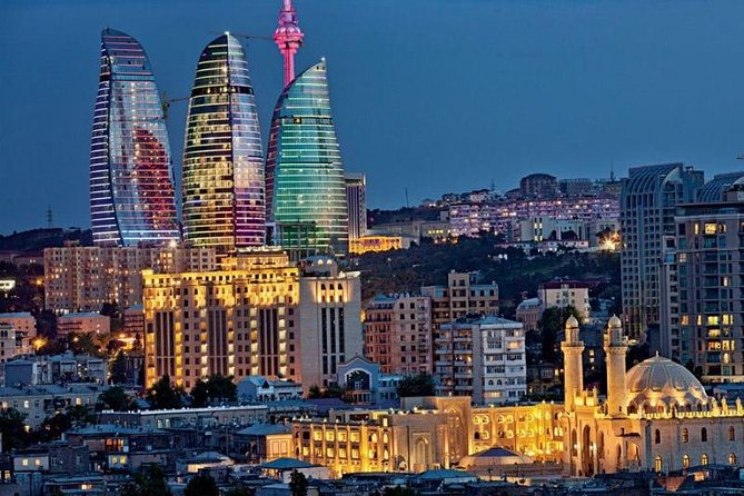 baku city tour photo 1