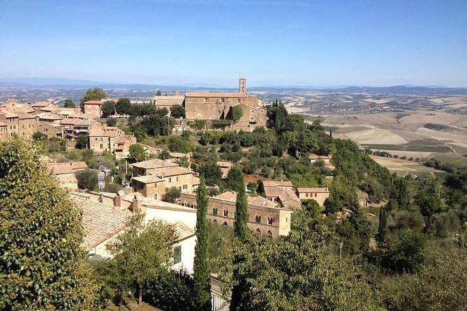 Private Transfer: Rome City to Montalcino and vice versa
