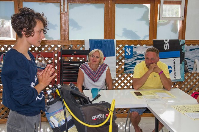 PADI Scuba Diver Course in Puerto de Mogan