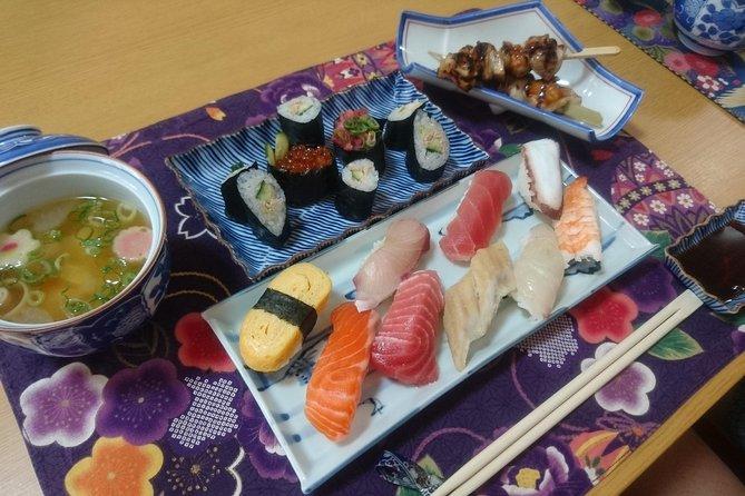 Äkta SUSHI Course Cooking Class