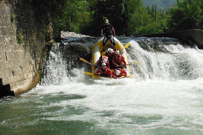 Rafting in Campania
