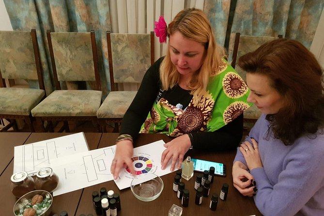 artisan natural perfumes & Workshop