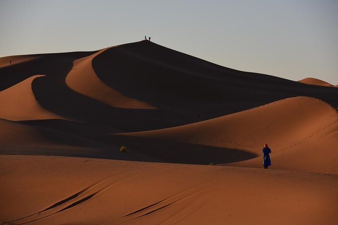 Sahara Delights - Camel Trek & 4x4 - Erg Chigaga Great Dunes, depart Marrakech