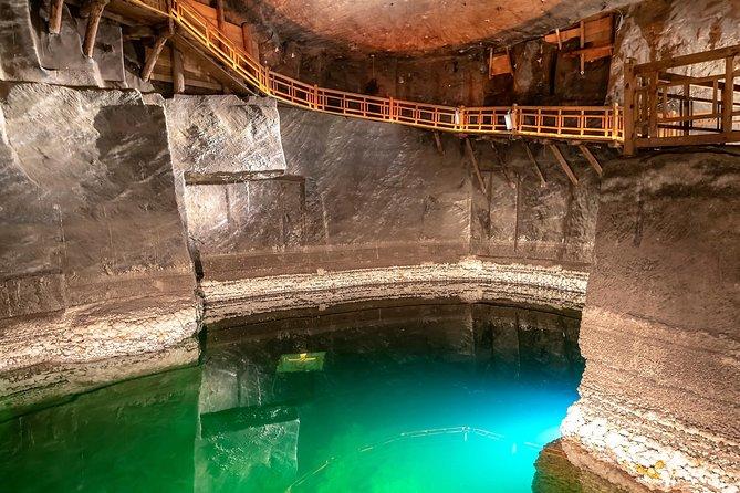 Salt Mine Wieliczka Guided Tour with Hotel Pickup