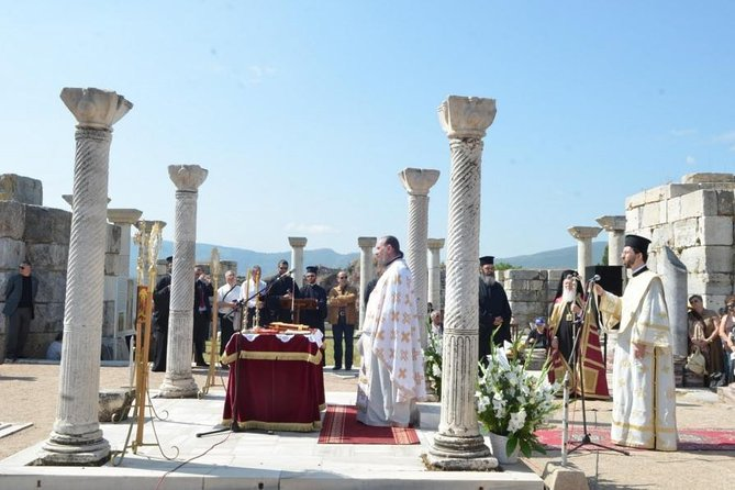 Shore Excursions: Private Ephesus & House Of V. Mary & Basilica Of St. John Tour photo 3