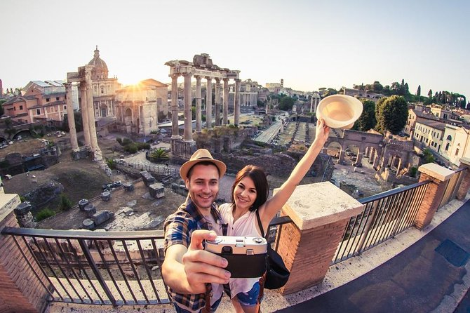 Skip the Line: Colosseum & Ancient Rome Ticket