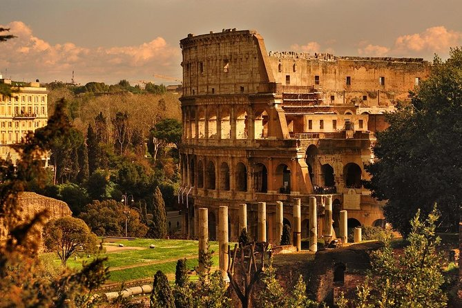 Colosseum, Roman Forum And Palatine Hill Small Group Guided Tour