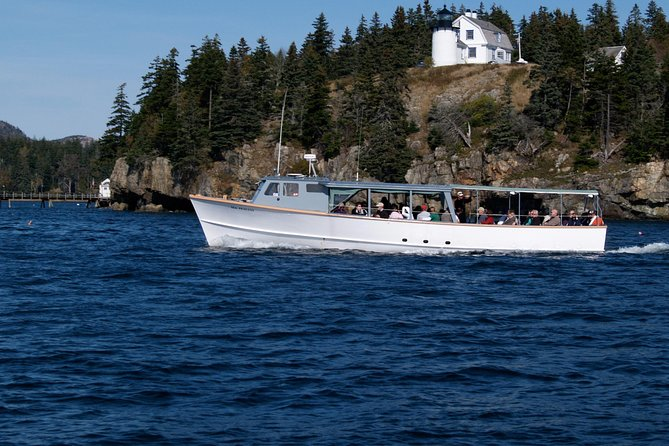 Acadia National Park MORNING Cruise