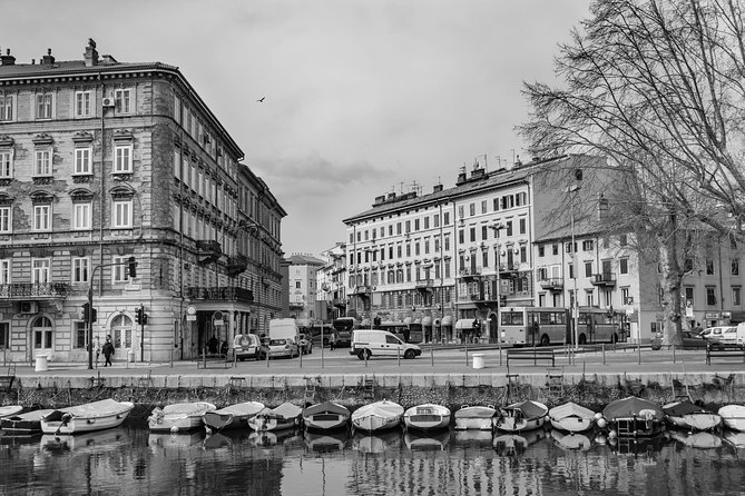 Transfer from Zagreb to Opatija with a stop in Rijeka