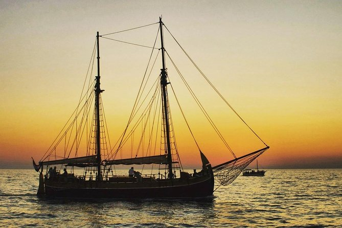 Classic sailing ship Larus