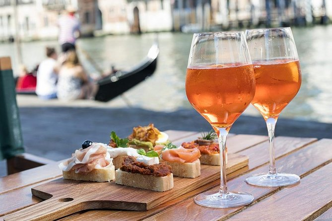 Private Tour: Food and Wine in Venice