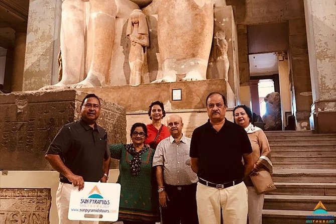 Tour to Pyramids & The Egyptian Museum and old cairo photo 8