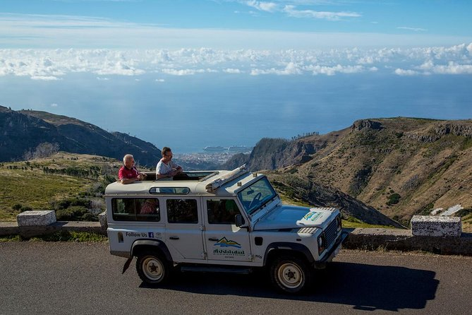 Private Tour: The Amazing West - Jeep Safari Tour - Full Day