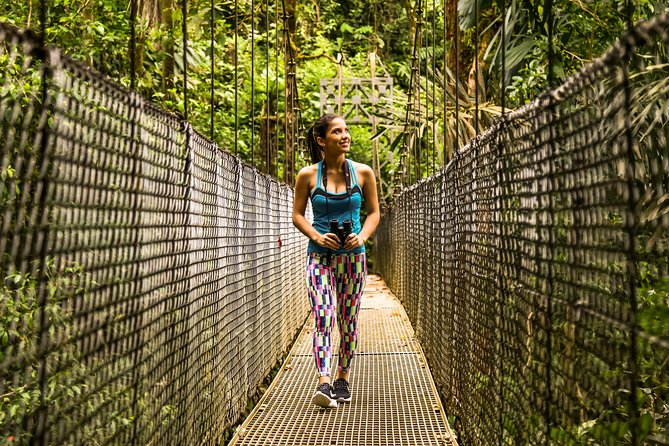 Arenal Hanging Bridges From Arenal photo 2