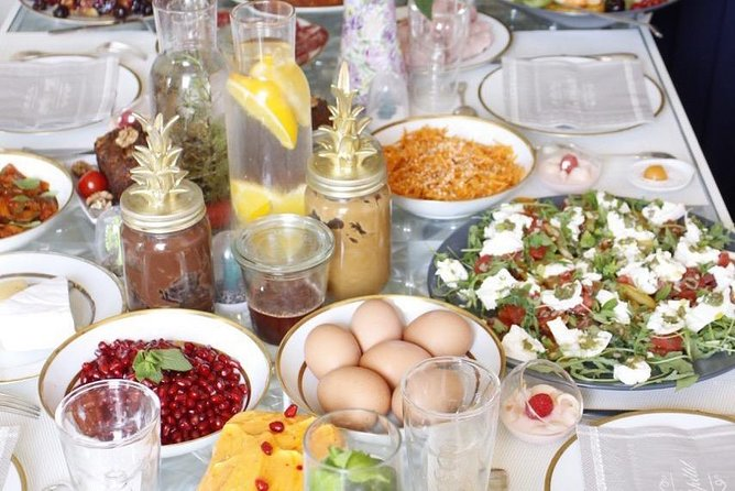 Private Brunch For Foodies