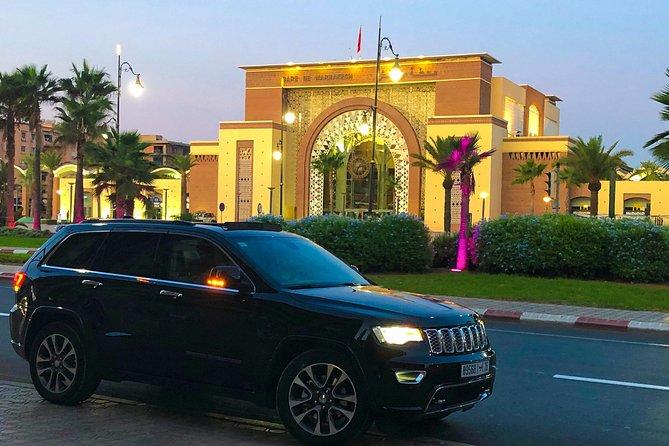 Private Transfer from Marrakech Center to Agadir Center per Car
