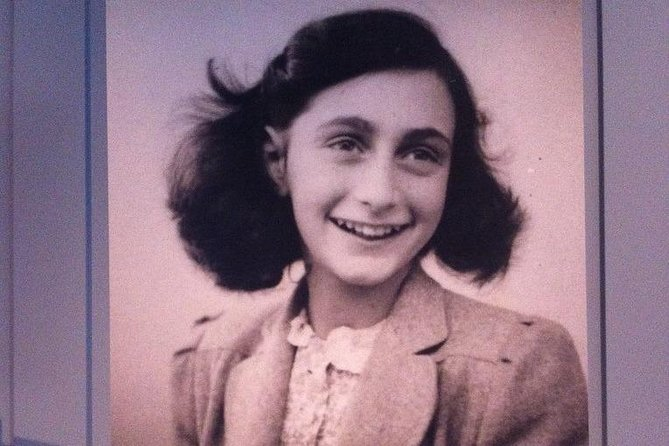 Anne Frank, Segunda Guerra Mundial Amsterdã a pé, terminando na Casa de Anne Frank - Particular