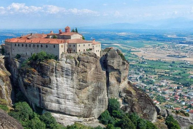 Meteora From Corfu – Private Tour