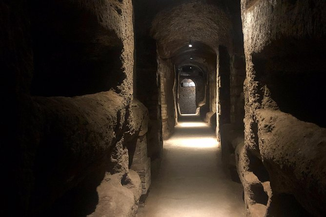 Underground Rome, Catacombs, the Appian way and Roman Castles (8hrs) photo 9