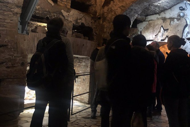 Underground Rome, Catacombs, the Appian way and Roman Castles (8hrs) photo 3