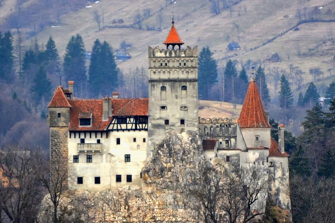 Transylvania Castles - Guided tour photo 1