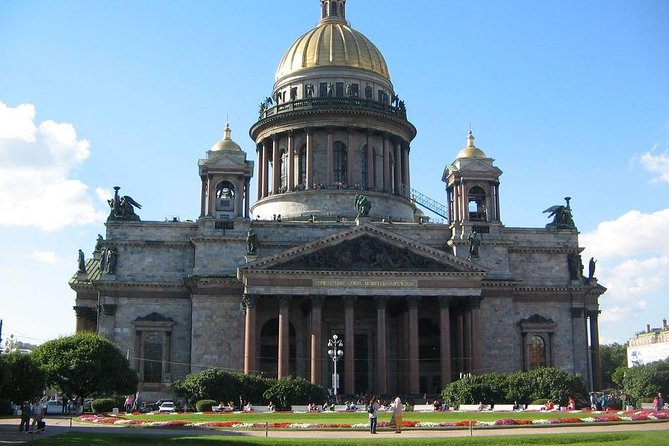 City tour with a choice of Museum or Cathedral 4 hours