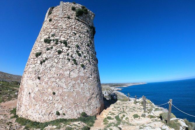 Trekking Porto Badisco and Torre Minervino