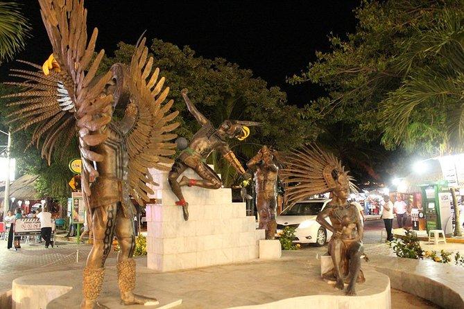 Tour VIP 4X1 - Tulum, Coba, Cenote & Playa del Carmen