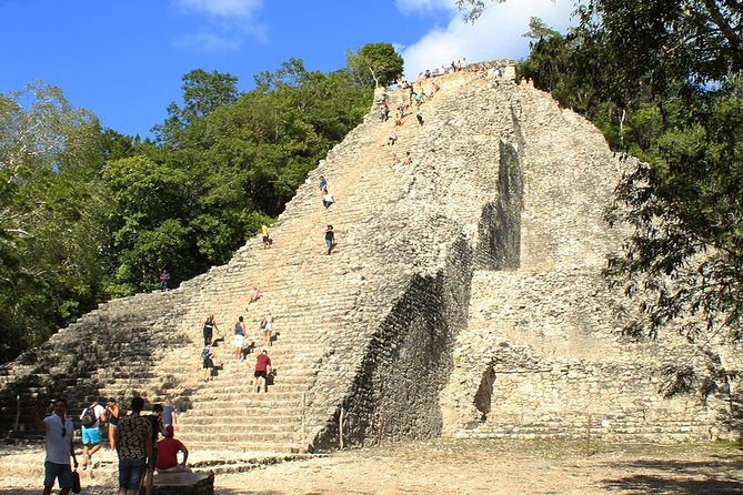 Wonderful Tour 4x1 VIP - Coba, Tulum, Cenote & Playa del Carmen