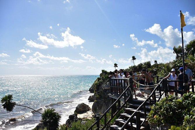 Tour 4 in 1 Plus Tulum,Coba,Cenote & Playa del Carmen