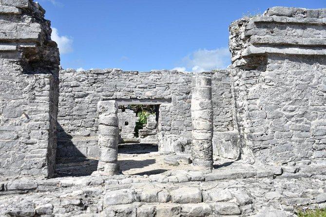 Four Places in One - Coba, Tulum, Cenote & Playa del Carmen