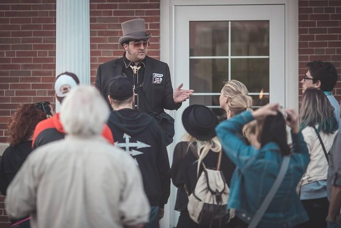 Salem Voodoo, Vampires, and Ghosts Guided Walking Tour