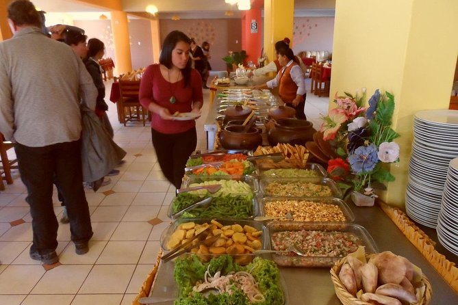 Colca canyon full day + buffet lunch photo 7