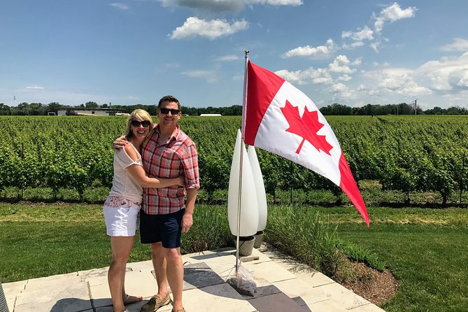 Private Niagara Wine, Falls + Historic Sightseeing from Toronto photo 2