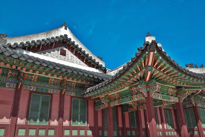 Seoul Afternoon Tour Including Changdeokgung Palace and Namdaemun Market